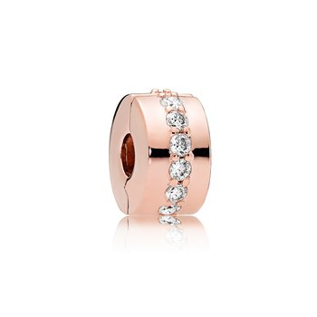 Shining Path, Pandora Rose™ Clear Cz