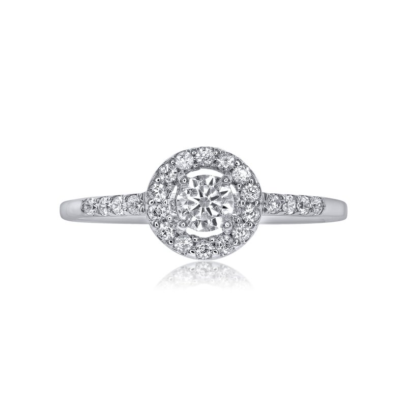 Veer Diamonds CLASSIC ENGAGEMENT RING
