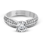 Zeghani ZR322 ENGAGEMENT RING