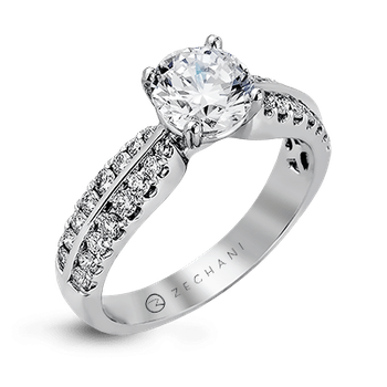 ZR322 ENGAGEMENT RING
