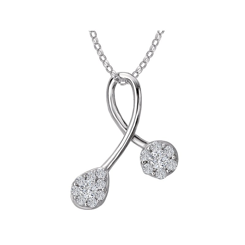 Radiance Fashion Diamond Pendant