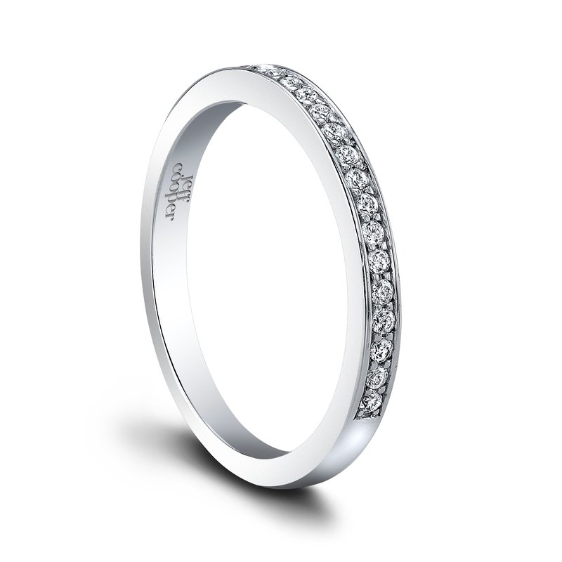 Jeff Cooper Cassidy II Wedding Band