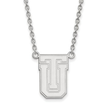 Gold University of Tulsa NCAA Necklace