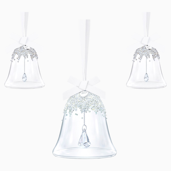 Christmas Bell Ornament Set, Annual Edition 2017
