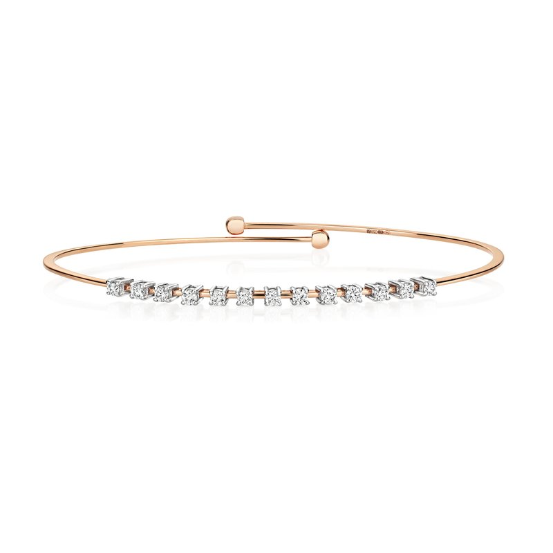 Treasure Diamond Bangle