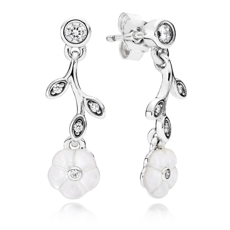 d59aaee73 Taylor's Jewellery Shop: PANDORA Luminous Florals, Mother-Of-Pearl ...