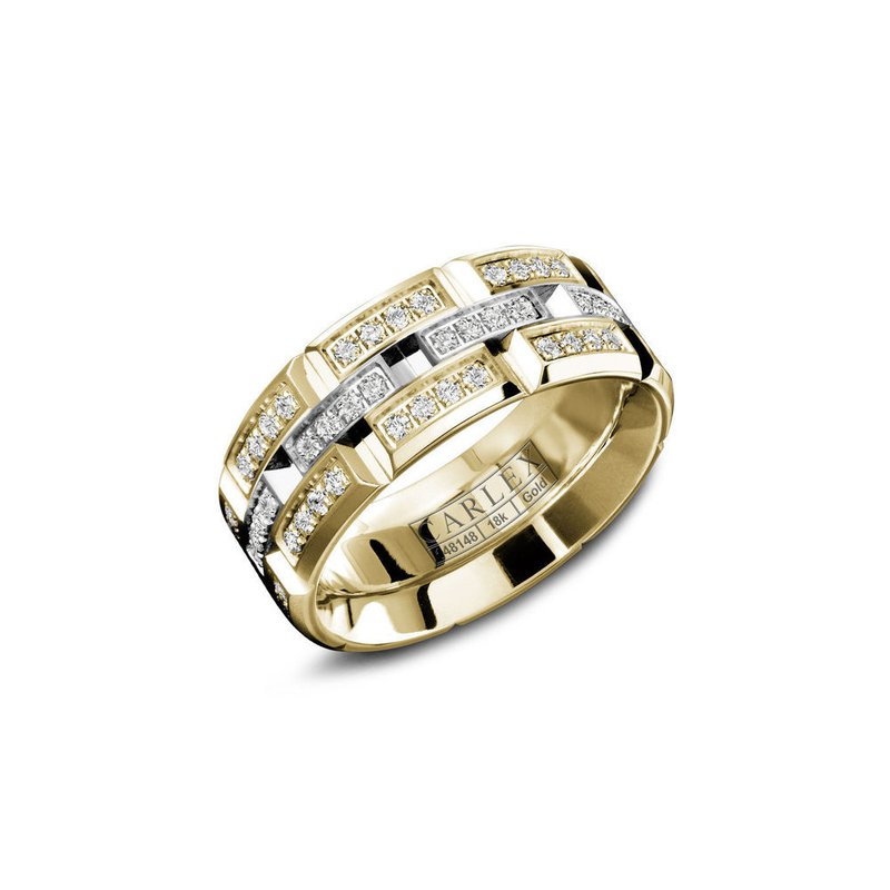 Carlex Carlex Generation 1 Ladies Fashion Ring WB-9318WY-S6