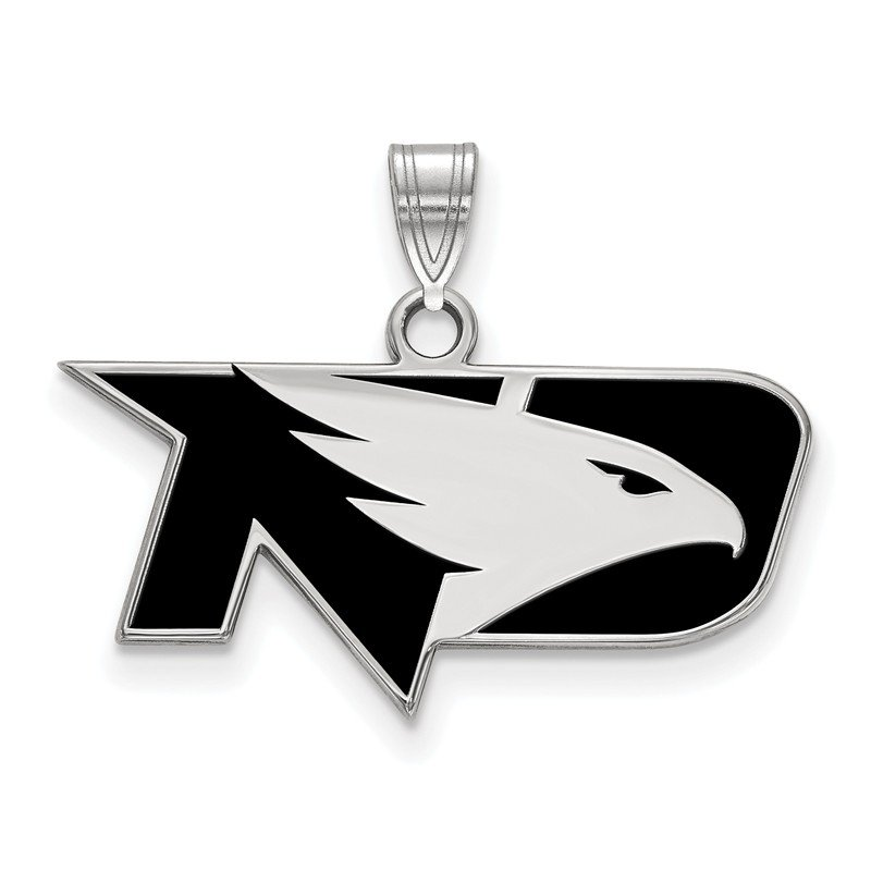 NCAA Sterling Silver University of North Dakota NCAA Pendant