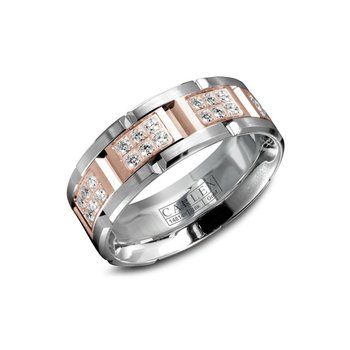 Carlex Generation 1 Mens Ring WB-9331RW