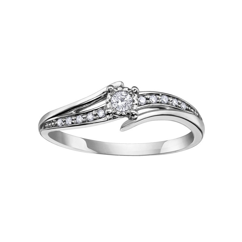 Diamond Days Diamond Ladies Ring
