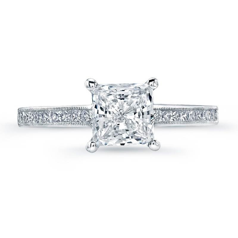 Jeff Cooper Hannah Engagement Ring