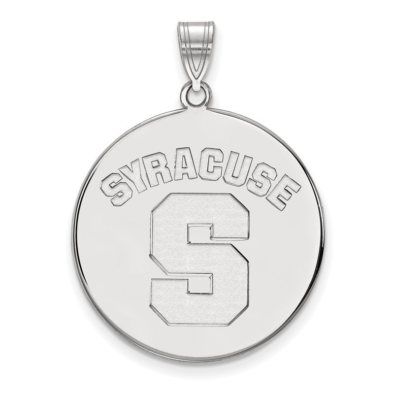 NCAA Gold Syracuse University NCAA Pendant