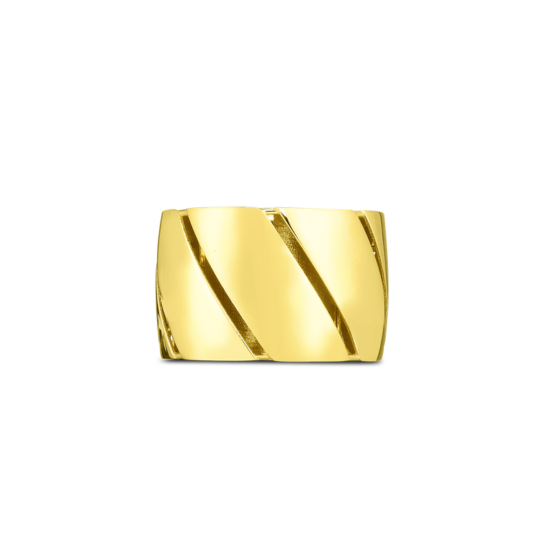Roberto Coin 18Kt Gold Ring