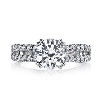 MARS Jewelry - Engagement Ring 25564