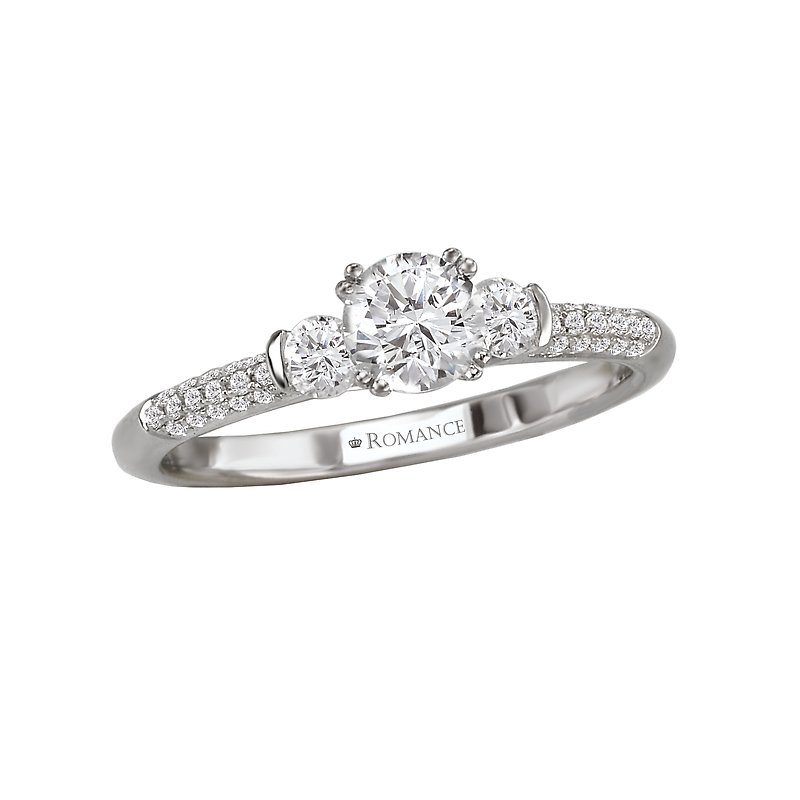 Romance Complete Diamond Ring