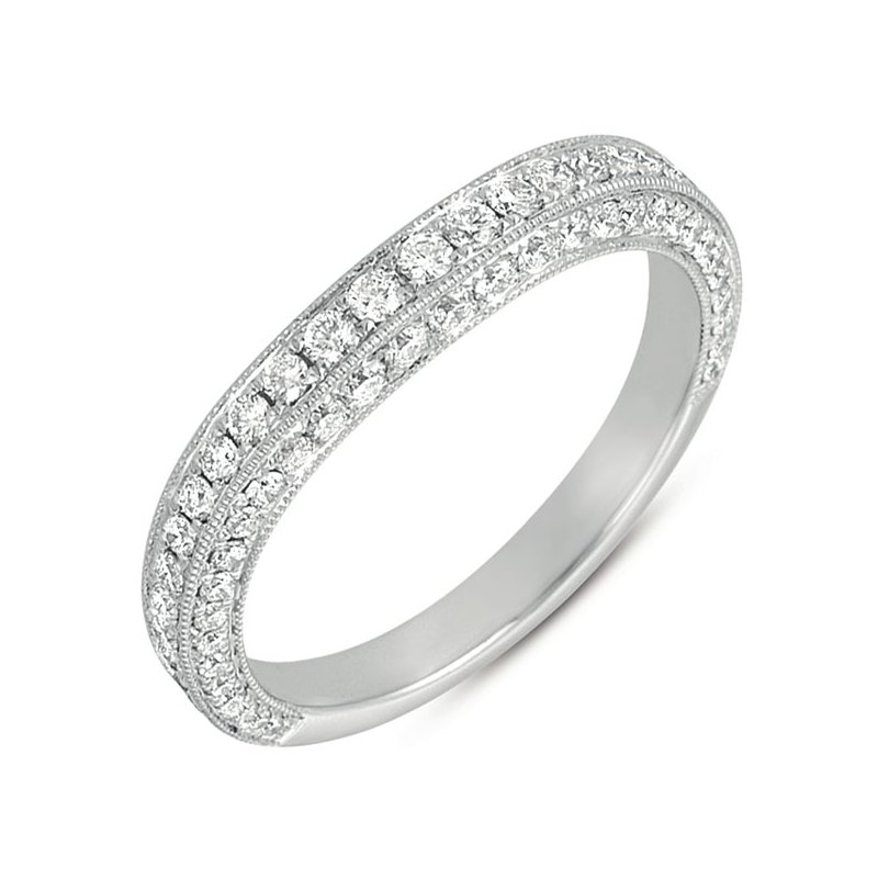 S. Kashi & Sons Bridal Matching Band For En7094