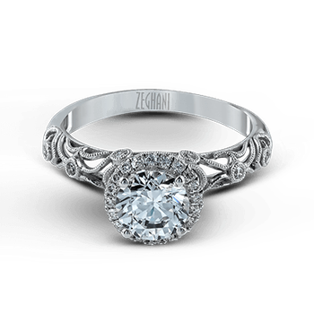 ZR924 ENGAGEMENT RING