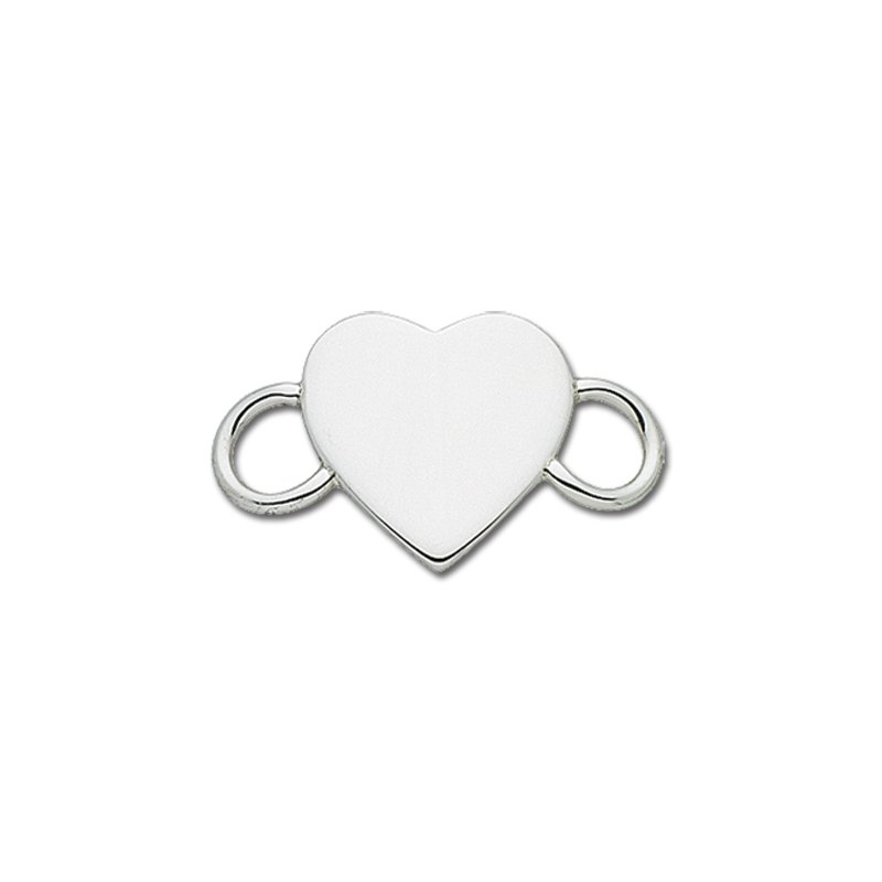 Lestage Sterling Silver Heart