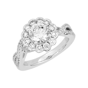 Bridal Ring-RE13280W10R