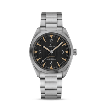 Seamaster Railmaster Omega Co-Axial Master Chronometer 40 mm