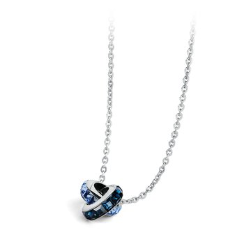316L stainless steel and crystals Swarovski® Elements