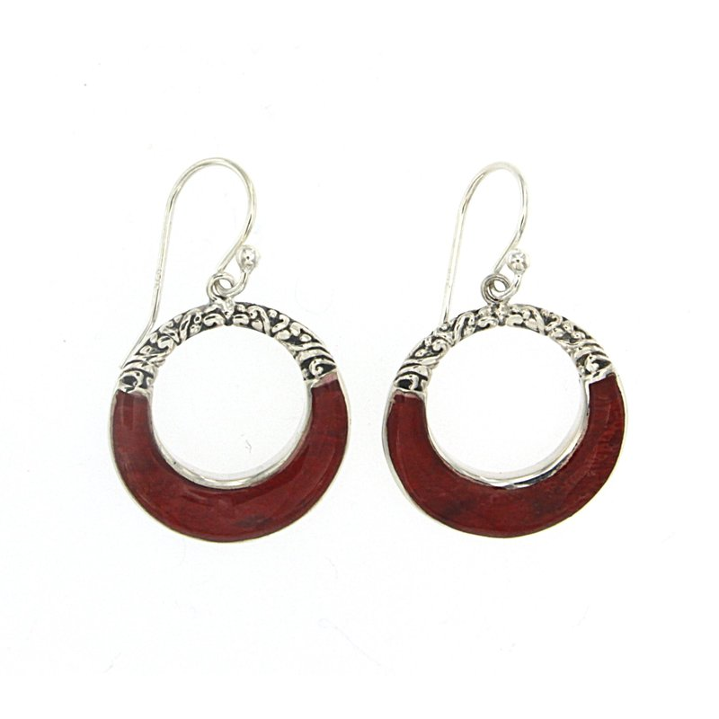 Samuel B Tanglad Earrings