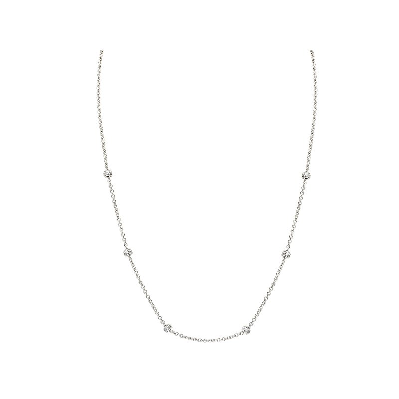 Tesoro Ladies Diamond Necklace