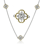 Simon G LP4553 NECKLACE