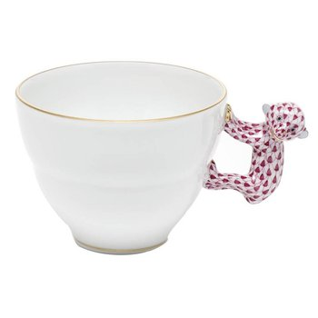 Mug with Monkey Handle - Multicolor