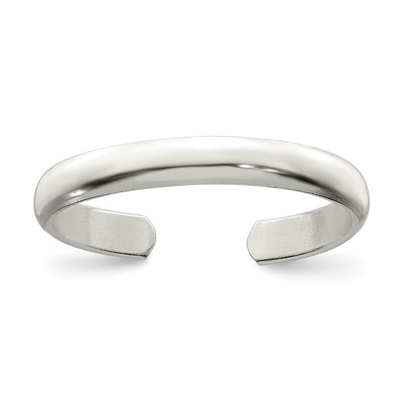 Quality Gold Sterling Silver Toe Ring