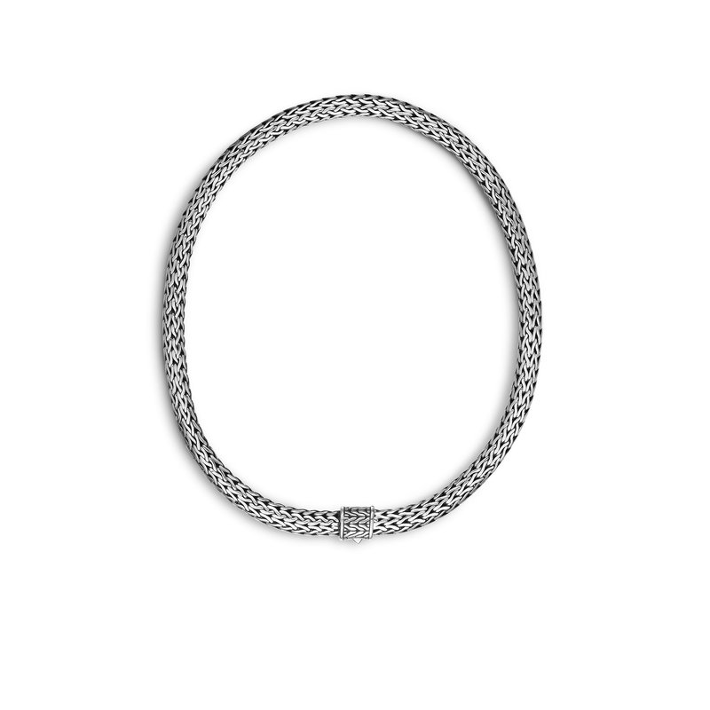 JOHN HARDY Classic Chain 7.5MM Necklace in Silver