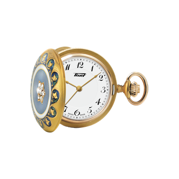 Tissot Pendant 1878 160Th Anniversary Mechanical