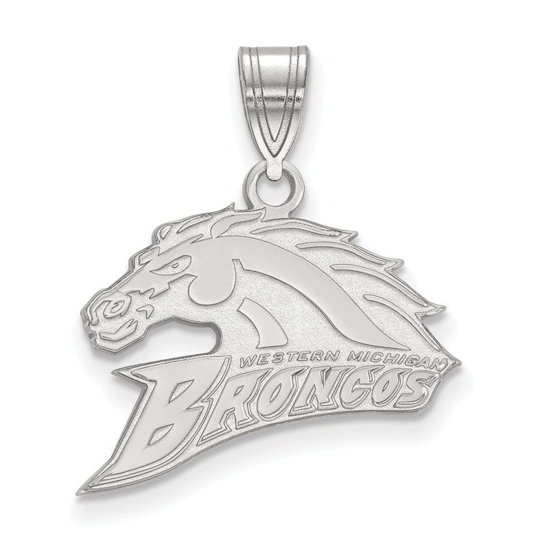 NCAA Gold Western Michigan University NCAA Pendant