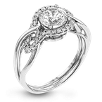 Simon G MR2830 ENGAGEMENT RING