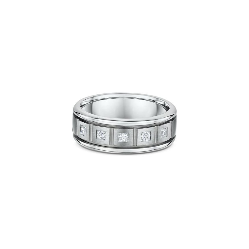 Dora Wedding Rings 613A01