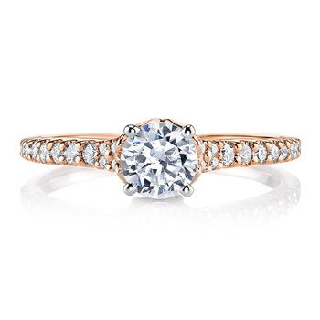 MARS Jewelry - Engagement Ring 25817