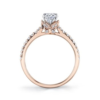 MARS 25817 Diamond Engagement Ring 0.29 ct tw