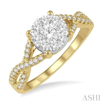 lovebright bridal diamond engagement ring