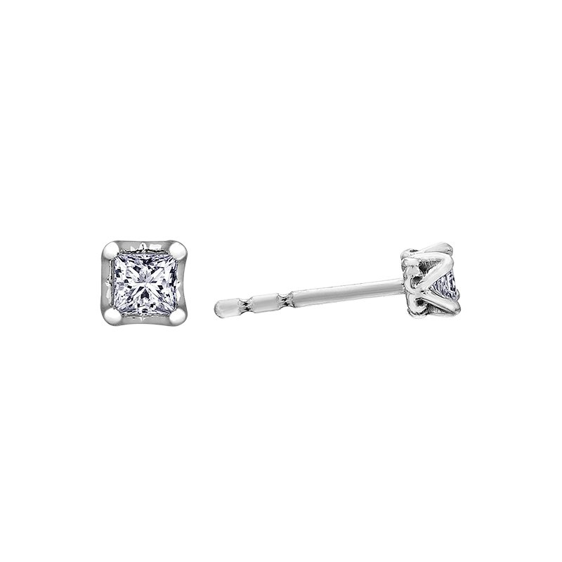 Maple Leaf Diamonds Maple Leaf Diamonds™ Tides of Love™ Stud Earrings