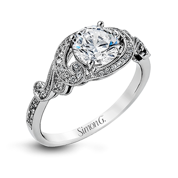 TR529 ENGAGEMENT RING