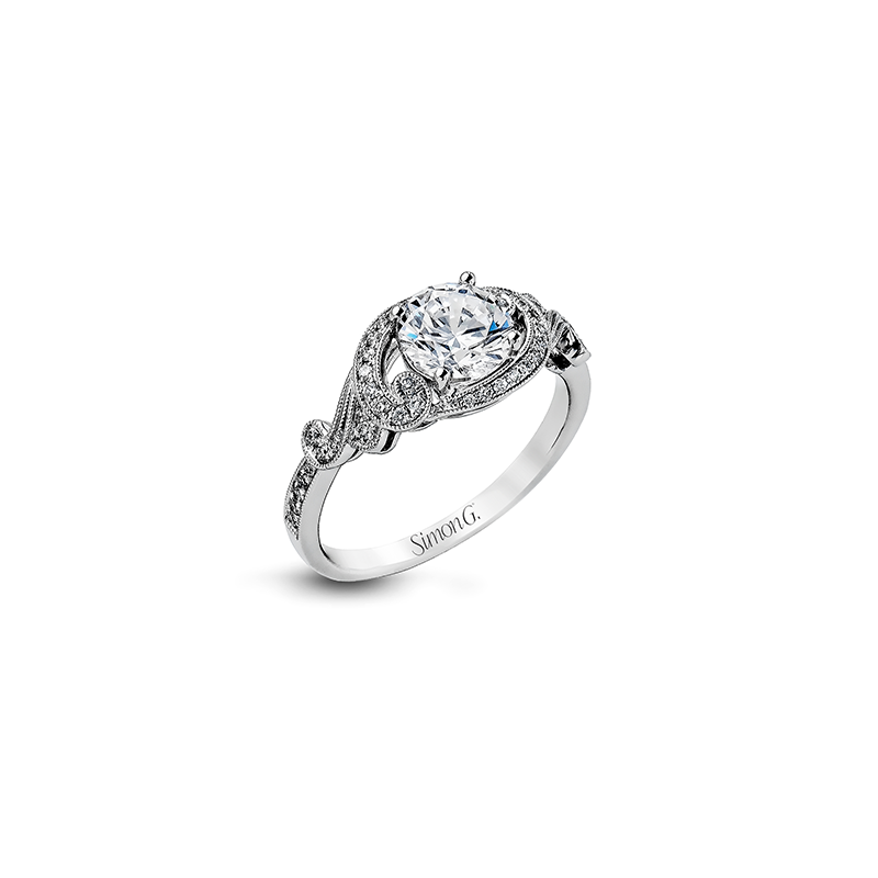 Simon G TR529 ENGAGEMENT RING