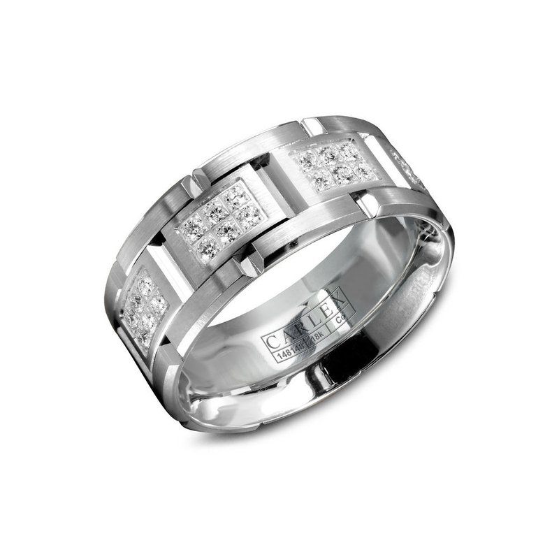 Carlex Carlex Sport Mens Ring WB-9155WC