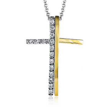 ZP452 CROSS PENDANT
