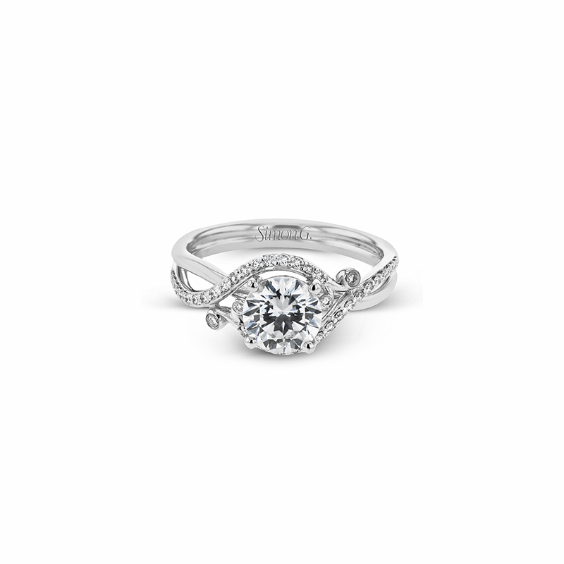 LR2113 ENGAGEMENT RING