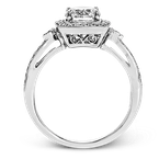Simon G TR619 ENGAGEMENT RING