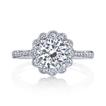MARS 25329 Diamond Engagement Ring 0.60 ct tw