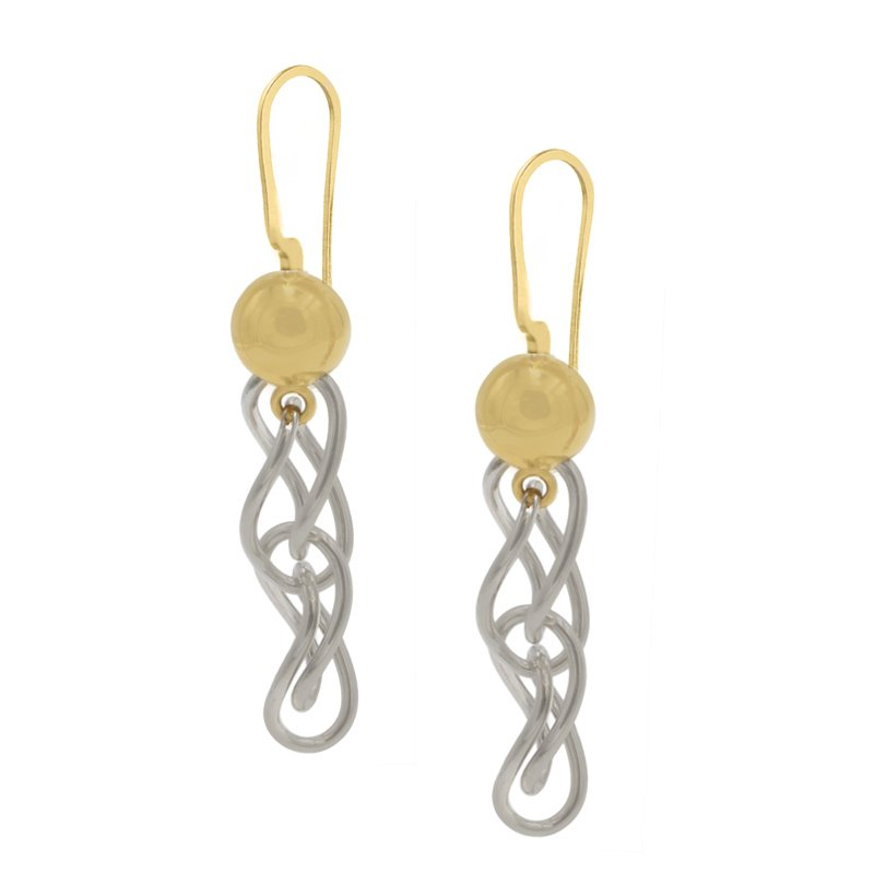 Frederic Duclos Devorah Earrings