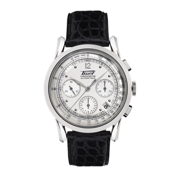 TISSOT HERITAGE 150TH ANNIVERSARY AUTOMATIC CHRONOGRAPH COSC