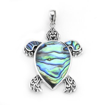 Into The Deep Pendant