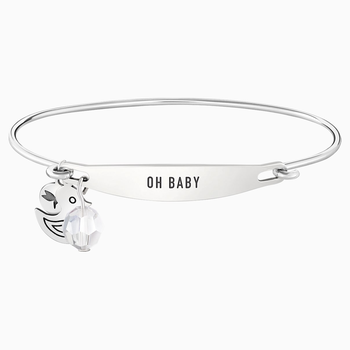 Oh Baby ID Bangle